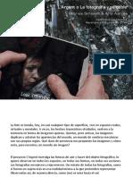 L' Argent o La Fotografía y Su Doble - Schevach Authier