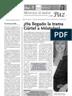 """Boletín """"Móstoles se mueve"""" nº. 3, mayo de 2010"""