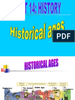 History - 3rd Year Primary Education