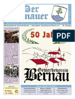 Der Bernauer - September 2016