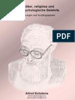 Mystiker und Heilige Kurzbiographien und Zeichnungen