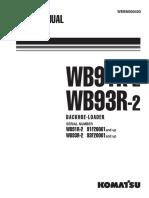 Reto Excavadora WB93R