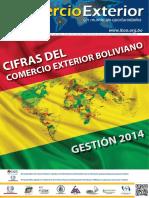 Ce 229 Cifras Comercio Exterior Boliviano 2014