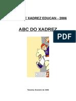 Apostila ABC Do Xadrez - 2006