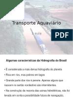Transporte Aquaviario 1