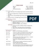Prof.naeim FN CV 2013
