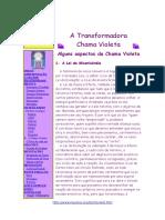 A Transformadora Da Chama Violeta