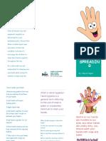 Brochure-handwashing