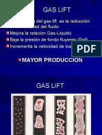 Presentacion Gas Lift Del Campo Patujusal y Los Cusis