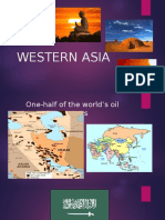 Western Asia-asian civilization