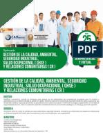 Trujillo - Gestion de La Calidad Ambiental Seguridad Industrial Salud Ocupacional y Relaciones Comunitarias