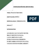 PDF Proyecto innovador Mermelada de Mococho