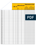b - Football Paperwork Workbook