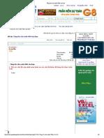 Tăng Tốc Cho Code VBA Của Bạn