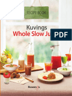 KVG Ricettario Whole ITA