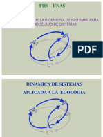 Herramientas de La Ing de Sistemas Para Ecologia