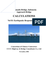 Suramadu Bridge, Approach Bridge, Earthquake-response Analys.pdf