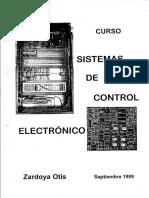 "Curso Otis Sistemas de Control Electrã""Nico"