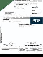 Decision on Motion for Vishal Rohit Nathani vs. Maelstrom Gaming LLC., Martin Shkreli, & Gerard Kelly