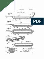 The Matson patent