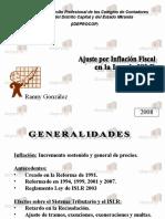 Ajuste Por Inflacion2008