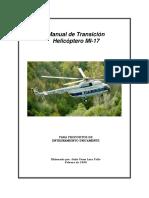 Manual Entrenamiento MI-17