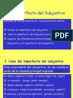 14 Imperfecto Del Subjuntivo