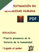 Clase 3 Investigaciã n en Sexualidad Humana Dr. Luna