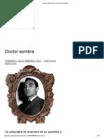 Doctor Sombra _ Diario de Un Procrastinador