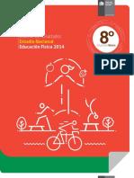 Estudio Nacional Educacion Fisica 2014 8basico