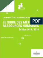 Guide Des Metiers RH
