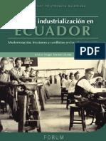 Estado e Industrializacion en Ecuador(2)