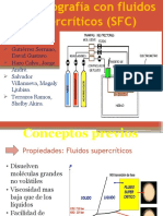 Cromatografía Con Fluidos Supercríticos SFC