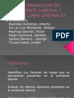 CONTAMINACIÓN DEL AMBIENTE LABORAL Y MICROCLIMAS LABORALES ppt (2)1.pptx