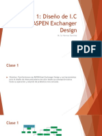ASPEN HEAT EXCHANGER DESIGN