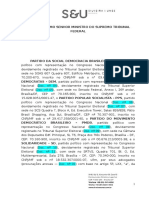 Ação do PSDB, DEM e PMDB para anular direitos de Dilma