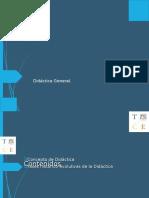 La Didactica Fases