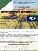 Diapositivas Ordenamiento Territorial
