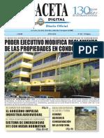 Modificación y reformas al Reglamento de la Ley Reguladora de la Propiedad en Condominio, Costa Rica