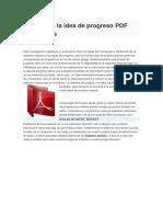 Historia de La Idea de Progreso222