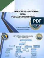 Informe Area Mayagüez-VistasReformaROSADO