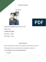 Proyecto de Vida Fernando Pillajo