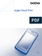 Brother DCP-J152W - Guía de Google Cloud Print