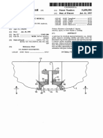 U.S. Patent 5,650,581, Entitled -Jack Base for Electric Musical Instruments-Issued 1997.