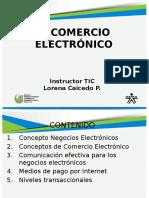 Presentación Comercio Electrónico