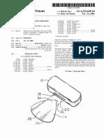 U.S. Patent 6,315,698, entitled -Guitar Finger Exerciser- issued 2001.