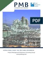 Brochure de Riesgos RMP