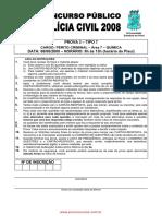 Prova Quimica Civil2008