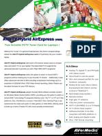 PCExpress kartica - Brošura
