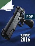 Colt Summer 2016 Commercial Catalog